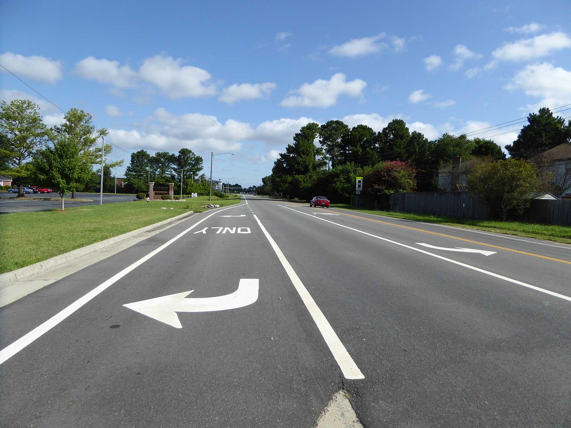 Centerville Turnpike Phase III